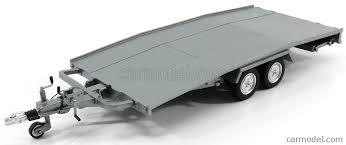 carrello porta auto laudoracing lm111 scale 1 18 accessories ellebi carrello