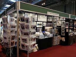 dave butcher ichf crafts for christmas show at the birmingham nec