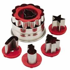 celebrate it cookie cutters cake decorating tools 6 linzer cookie