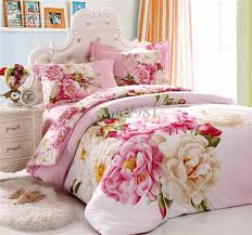 Girls Bedding Sets by Black White Retro Printed Bedding Sets Queen King Size 4pcs Cotton