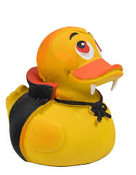 amazon com vampire rubber duck toys u0026 games