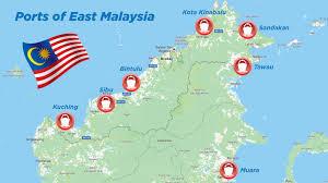 Cuban Map Map Of Malaysian Ports Map Of Cuban Ports Map Of Venezuela Ports