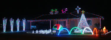 christmas house light display pictures photos and images for