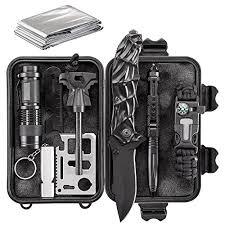 bracelet survival kit images Emergency survival kit 10 in 1 outdoor survival gear folding jpg