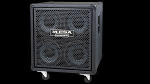 4x10 Guitar Cabinet Standard Powerhouse 4x10 Bass Cabinet Mesa Boogie