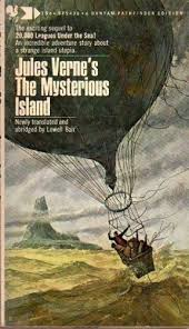 story themes about friendship the mysterious island by jules verne fiction adventure themes