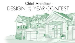 architect designs chief architect design of the year contest chief architect