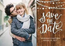 Rustic Save The Date Save The Date Cards Wedding Walgreens Photo
