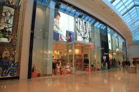 gap and gap sherway gardens mall toronto abaco glass inc