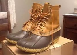 s bean boots size 9 womens duck boots size 9 l l bean ebay