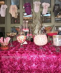 pink gold baby shower pink gold baby shower candy buffet the party place li the