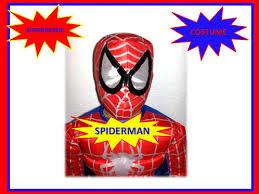 Halloween Costumes Superheros Spiderman Halloween Costume Superheros Perfectsgifts Perfects