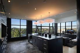 home design penthouse designs modern by hola caandesign