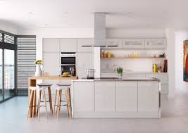 modern gloss kitchens handleless kitchen doors handleless high gloss kitchen doors
