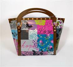 purse gift bags pink light studio news