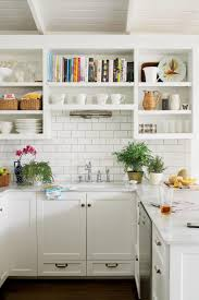 kitchen cabinets with shelves creative kitchen cabinet ideas southern living