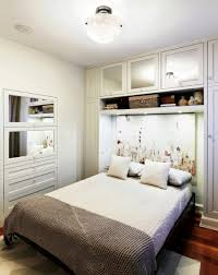 Design Of Small Bedroom Bedroom Fearsome Small Cozy Masterbedroom With Cupboards Designs