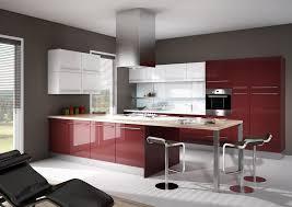 cuisine bordeaux et blanc deco maison noir et blanc 13 cuisine bordeaux et beige cuisine