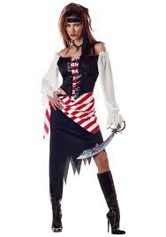Pirate Halloween Costume Women Ruby Pirate Beauty Costume Ladies Pirate Costumes