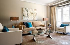 Blue And Brown Decor 26 Cool Brown And Blue Living Room Designs Digsdigs