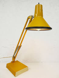 Luxo Desk Lamp by Vintage Mid Century Articulating Swing Arm Drafting Desk Lamp By