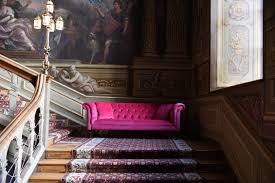 Chesterfields Sofas by Charming Colourful Velvet Chesterfield Sofas Homegirl London