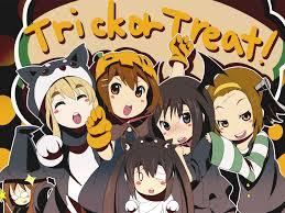 halloween anime wallpaper wallpapersafari