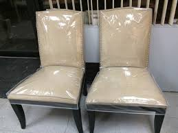used chair covers remarkable clear plastic dining room chair covers 17 on used