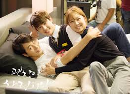 film drama korea pure love it s okay that s love review one of the most refreshing dramas