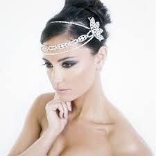 bridal headpieces wedding trend bridal jewelry headpieces wedding party by wedpics