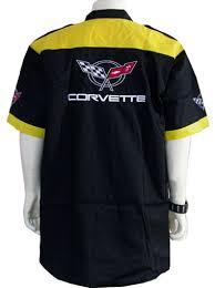 corvette racing jacket chevrolet jackets shirts car motorcycle racing team shirts