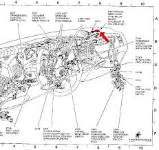 ford tempo air conditioning wiring diagram ford free wiring diagrams