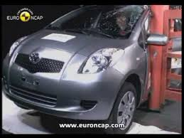 crash test siege auto 2013 ncap toyota yaris 2005 crash test