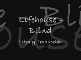 Blind By Lifehouse Chords Lifehouse Blind Lyrics Mp3 Download Jumiliankidzmusic Com