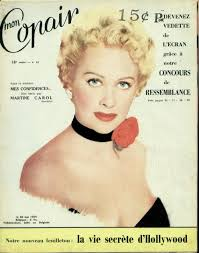 curly blonde hair actor back in the 50s looks like actor on the mentalist 1950s classic hollywood blonde bombshells reelrundown