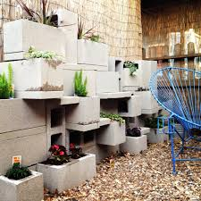 triyae com u003d cinder block wall backyard various design