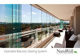 architecture retractable sliding glass doors nanawall folding
