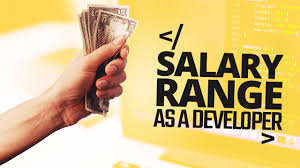 salary range as a software developer youtube