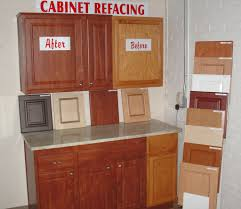 Buy New Kitchen Cabinet Doors Fascinating Kitchen Remodel Refacing Cabinets Before And After