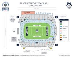 pratt map seating rentschler field