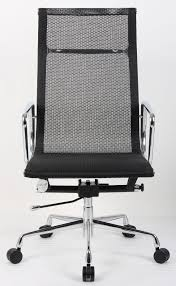 Office Chair Front Mayfair Mesh Executive Office Chair