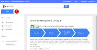 create a document from a template u2013 aodocs knowledge base