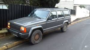 1989 jeep wagoneer limited jeep cherokee 4 litres limited 1989 youtube