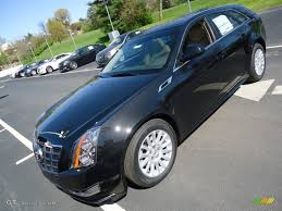 diamond car 2012 black diamond tricoat cadillac cts 4 3 0 awd sport wagon