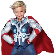 delux halloween costumes disney store the avengers deluxe thor costume for boys toddlers