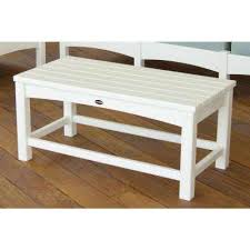 Polywood Outdoor Furniture Reviews by Polywood Outdoor Coffee Tables Patio Tables The Home Depot