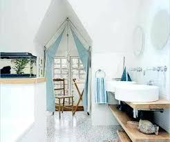 stylish beach decorating ideas for bathroom navy blue beach themed