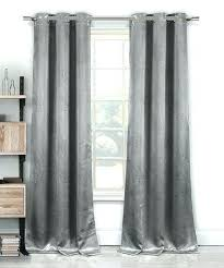 Stylish Blackout Curtains Gray Blackout Curtains Grey 1 Pair Woodio