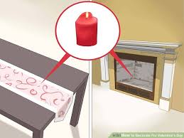 4 ways to decorate for s day wikihow