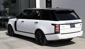 range rover custom wheels 2015 land rover range rover supercharged long wheel base